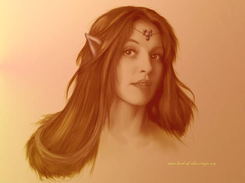 Red Headed Halfling | Hobbits, Dwarfs, Elves, Adventures ...