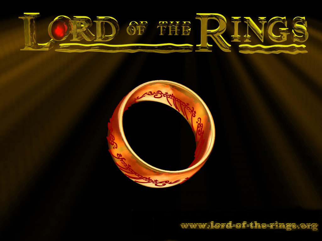 lord of the rings wallpaper
